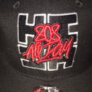 "HAWAII'S FINEST x 808ALLDAY Collab ""LOGO"" hat"
