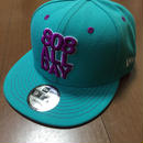 "808ALLDAY ""LOGO""  Hat REVERSE GRAPE"