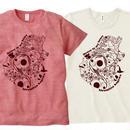 NEW!【こころの花】Tシャツ