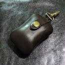 カプセル レザーコインケース CCC-A01 DBR セル