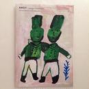 Mogu Takahashi|AHOY poster zine