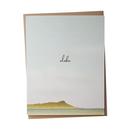 ハワイ BRADLEY & LILY aloha/アロハ  ダイヤモンドヘッド グリーティングカード/メッセージカード 6枚セット