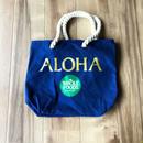 ハワイ ホールフーズマーケット/Whole Foods Market × Puna noni  ALOHA トートバッグ/エコバッグ
