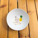 パイナップル柄 トレー/お皿 /小鉢