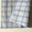 Lungi White Plaid Place Mat #G
