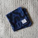 #150 Khadi Alpha Printed Bandana (Blue)