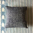 Gara-bou × Khadi Cushion Cover (Indigo)