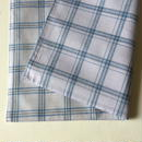 Lungi White Plaid Place Mat #D