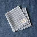 #100 Khadi Stripe Bandana (Regimental)