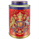Royal Collection Coronation Tea Caddy