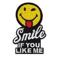 SMILE ワッペン