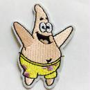 ワッペン Patrick star