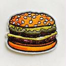 ワッペン  hamburger