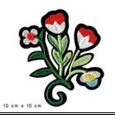 ワッペン flower