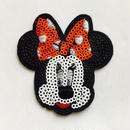 ワッペン mini mouse
