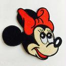 ワッペン Minnie mouse