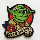 ワッペン yoda from star wars