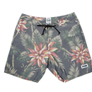 【 THE HARD MAN 】    Dungaree Aloha Board Shorts(17inch) ネイビー