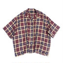 Big Camp - Madras Check with LANTIKI / Purple