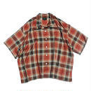 Big Camp - Madras Check with LANTIKI / Rust
