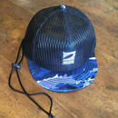 SURF CAP ブルーカモ