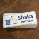 Shaka ステッカー