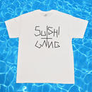 SUSHI GANG Tee  White/Black