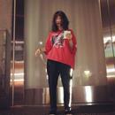 ROCK STAR Tシャツ / Red