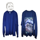 SUSUロングTシャツ / Navy [ limited color of winter season]