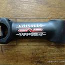 【お買い得品】GHISALLO アルミステム クランプ径26mm 100mm