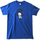 ShoeToss Tee / Antique Royal Blue