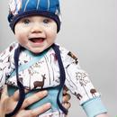 100%オーガニックコットン:Modeerskahuset Body- BARLEY FIELD