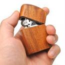 for oil lighter 木製オイルライター01