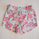 【GYMBOREE】   flamingo frill shorts