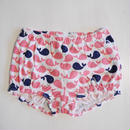 【GYMBOREE】  whale print shorts