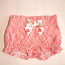 【GYMBOREE】  stripe ribbon shorts