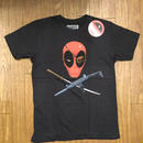 DEADPOOL  CROSS BONES Tシャツ