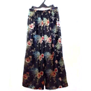 flower CHINA WIDE PANTS