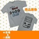 ドット絵Tシャツ(白)
