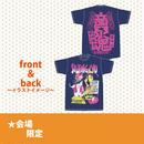 【会場限定】『OMODAMA'14~オモロイ魂~』Tシャツ(ネイビー)