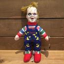 CHILD'S PLAY Chucky Plush Doll/チャイルドプレイ チャッキー ぬいぐるみ/181012-6