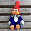 Woody Woodpecker Plush Doll/ウッディ・ウッドペッカー ぬいぐるみ/180625-3