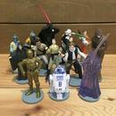 STAR WARS PVC Figure Set/スターウォーズ PVCフィギュアセット/180427-3