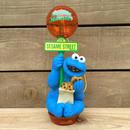SESAME STREET Cookie Monster Kendama/セサミストリート クッキーモンスター けん玉/170512-10