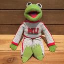 THE MUPPETS Kermit Plush Doll/ザ・マペッツ カーミット ぬいぐるみ/180618-10