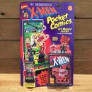 X-MEN Pocket Comics Spy Mission Play Set/X-MEN ポケットコミックス スパイミッション プレイセット/180728-5