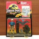 JURASSIC PARK Alan Grant Figure/ジュラシックパーク アラン・グラント フィギュア/180210-6