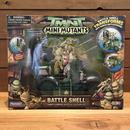 TURTLES Mini Mutants Battle Shell/タートルズ ミニミュータンツ バトルシェル/180803-6