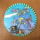 POWER RANGERS King Sphinx Button/パワーレンジャー キングスフィンクス 缶バッジ/170819-2