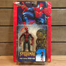 SPIDER-MAN Street Fighting Spider-Man/スパイダーマン ストリートファイティング スパイダーマン フィギュア/170225-6